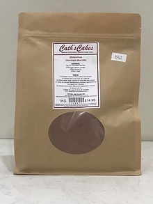 Gluten Free Chocolate Mud Mix