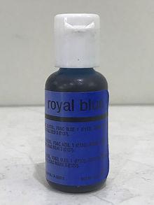 Airbrush Royal Blue Sml