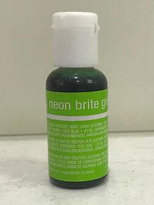 Neon Brite Green