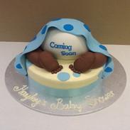 Baby bum cake blue.JPG