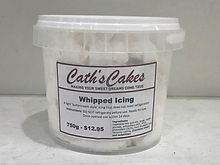 Whipped Icing