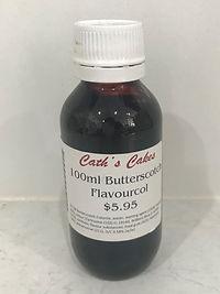 Butterscotch Flavourcol