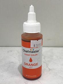 Candy Color Orange