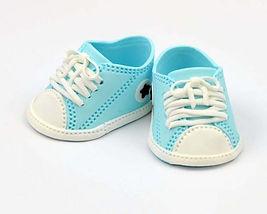 Blue Baby Sneakers
