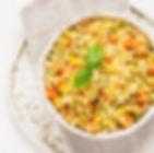 plat veggie vegan surgelé végétarien fournisseur france