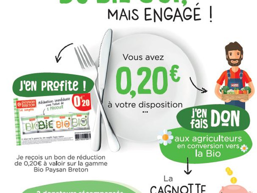 "Paysan Breton Les Légumes Bio : ""Je prends ou je fais un don ?"""