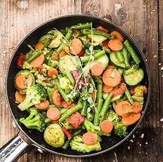 légumes surgelé bio AB français fournisseur