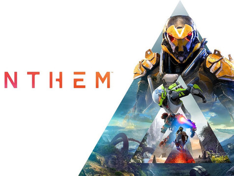 Anthem Cinematic Trailer