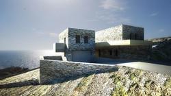 Stone Villa in Karystos