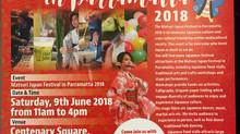 Sogetsu Workshop in Parramatta 2018