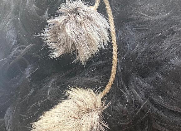Rentier Anhänger / Reindeer pendant