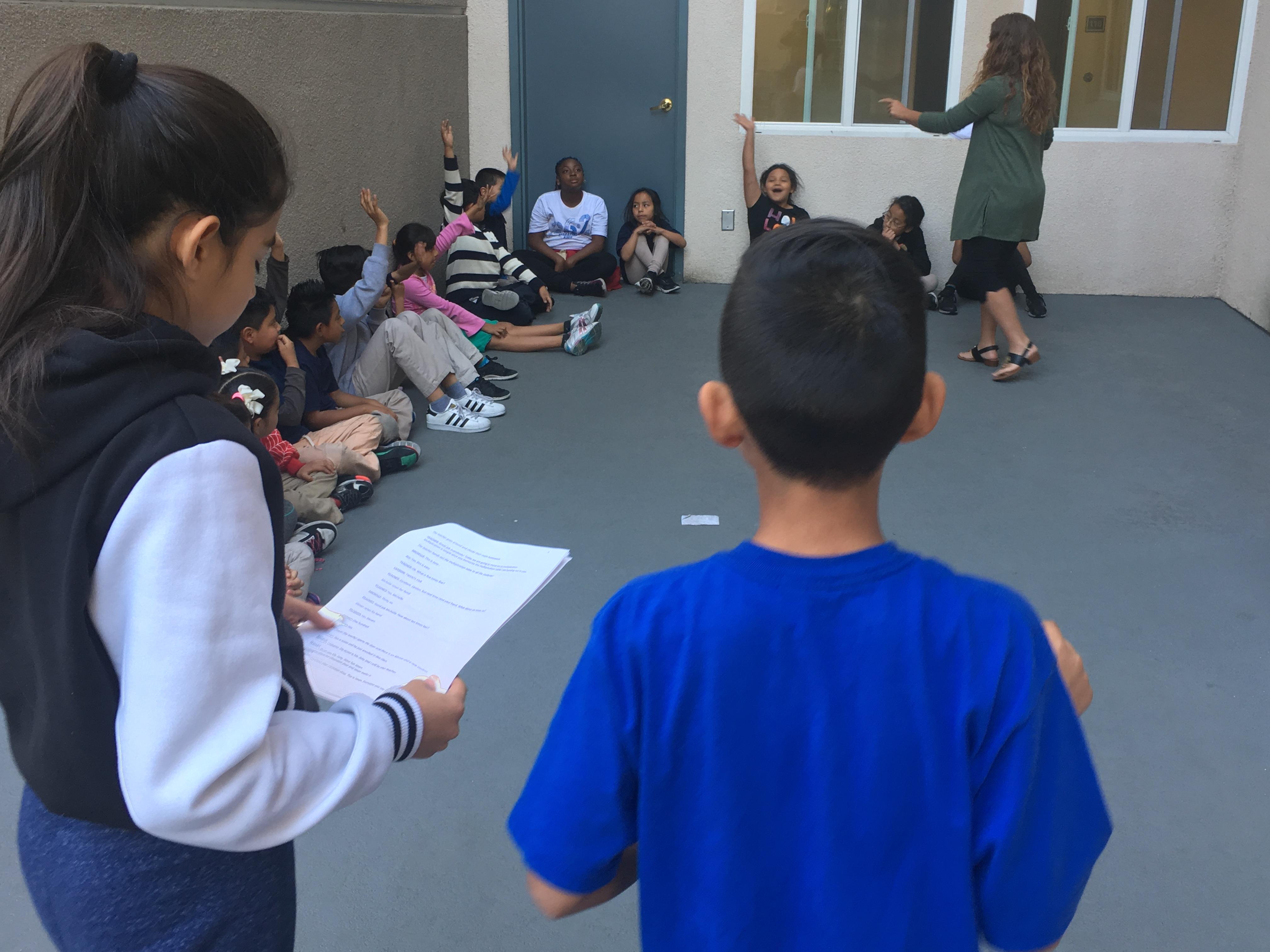 TASA Downtown LA Learning Center