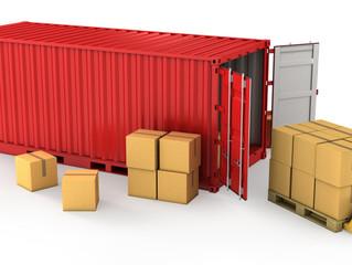 Desconsolidações logísticas