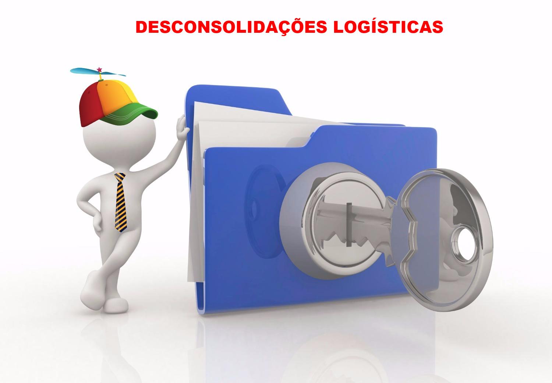 Desconsolidação logística