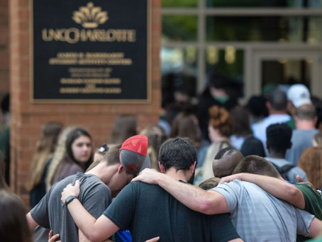 Resources in Response to the Shooting at UNC Charlotte