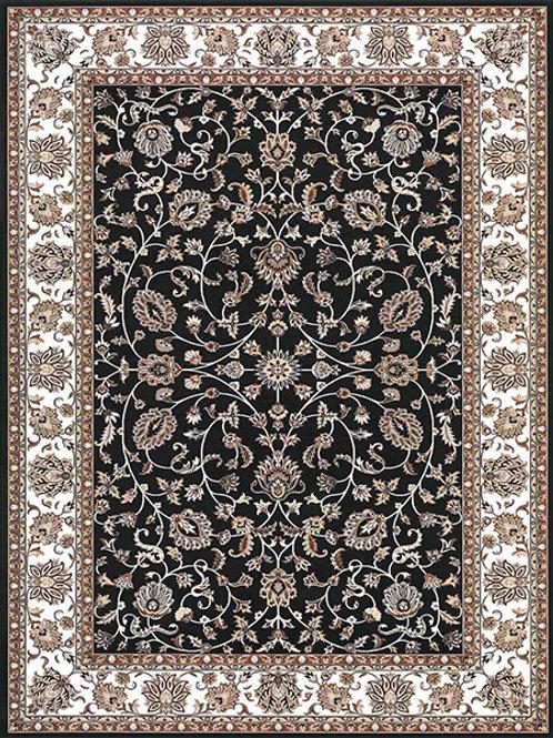 SmartStrand Royal Classique Imperial Black Rug