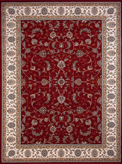 Senneh Classic Red Rug