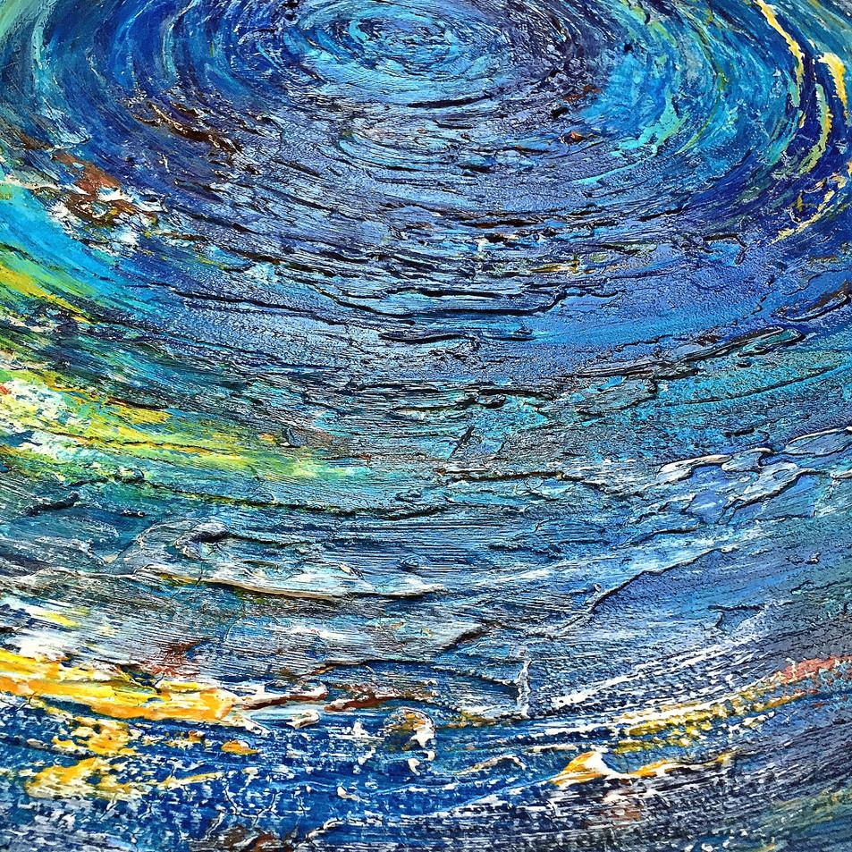 Blue Eye - Detail