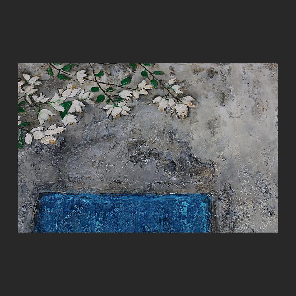 Blue Door - Detail
