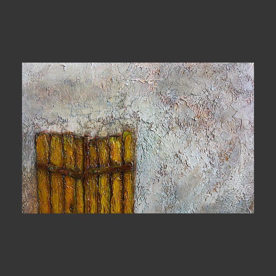 Yellow Window - Detail