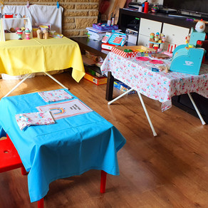Review of The Little Play Village - Toy hire service