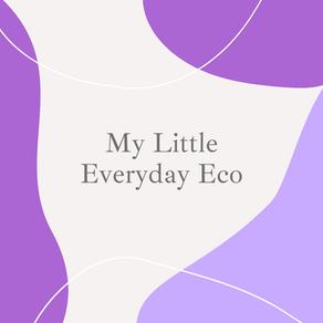 My Little Everyday Eco