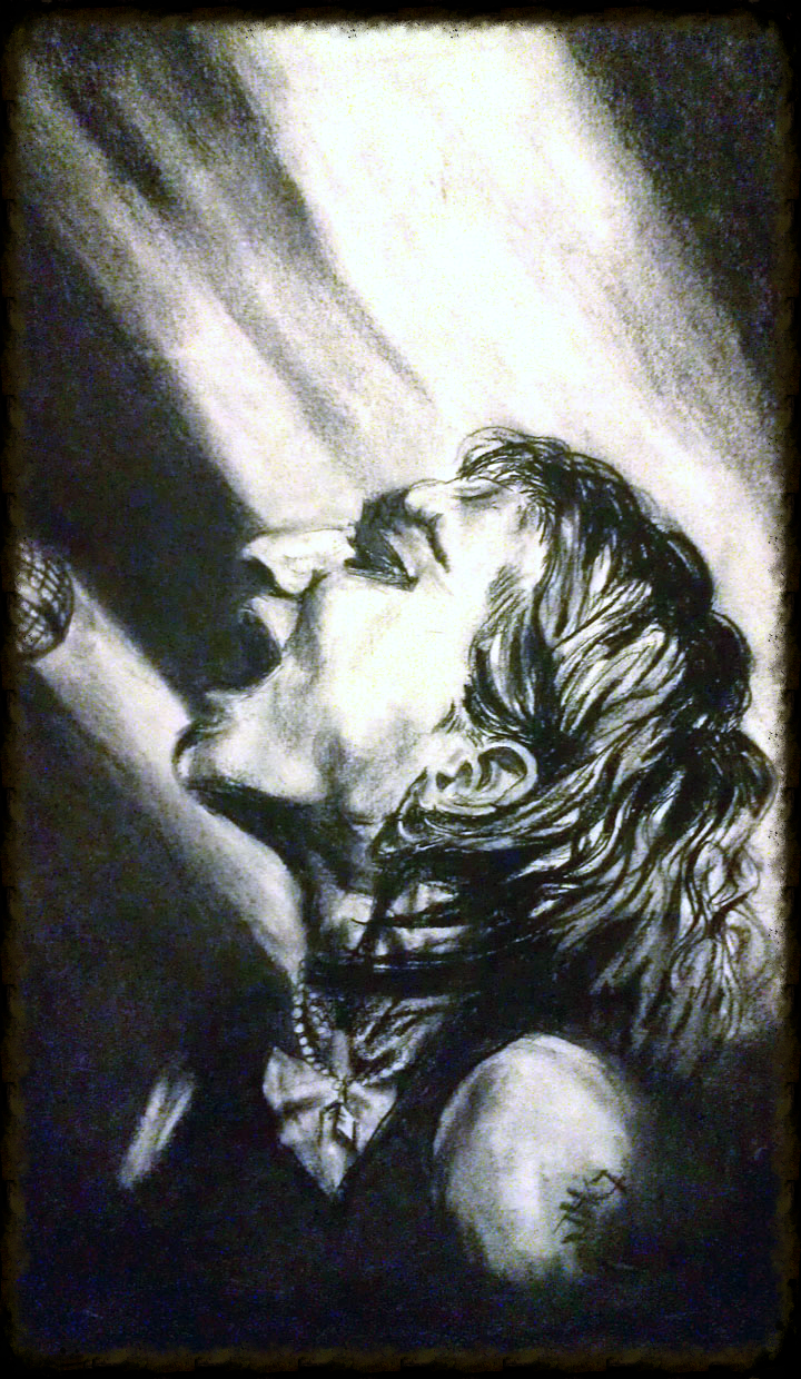 Charcoal Sing