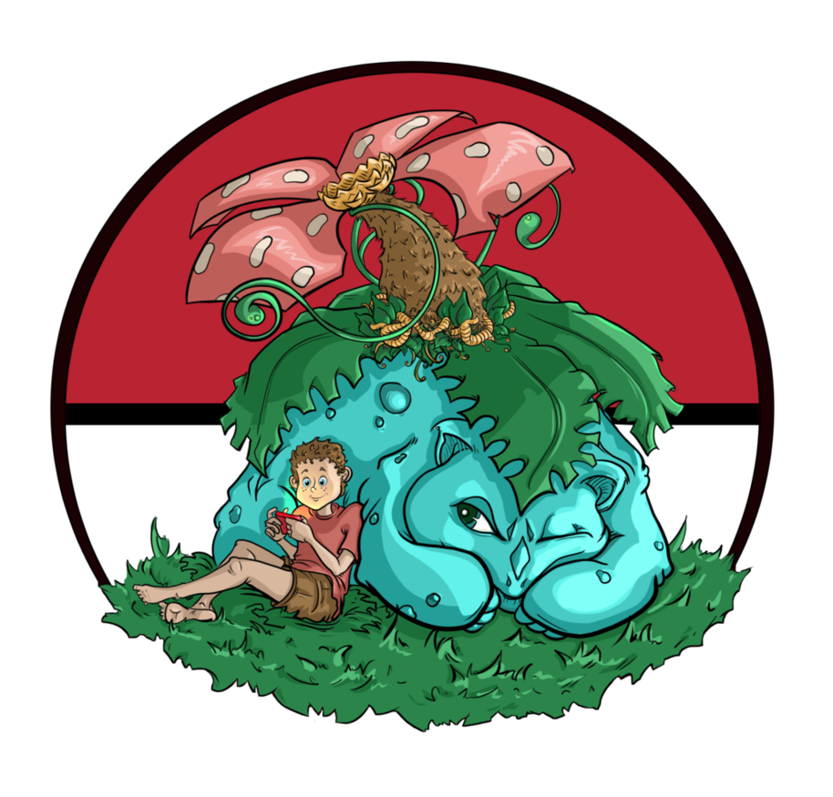 Venusaur Fanart Commission