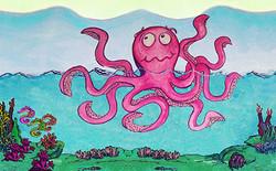 Detail Octopus