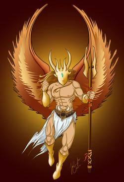 """Demon Lord """"Pride"""""""
