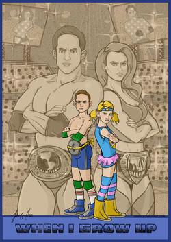 Kids Wrestling Commission