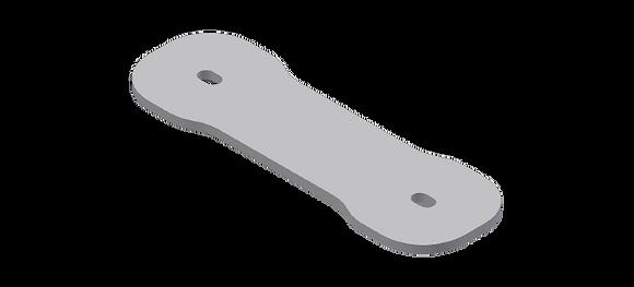 LF Foil screw - Board Deck reinforcement - GFK
