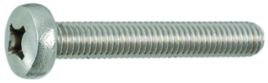 Fin Screw inox A2  M6  x 40mm