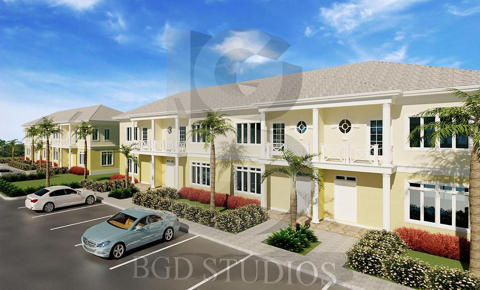 Boatswain Hill Townhouses