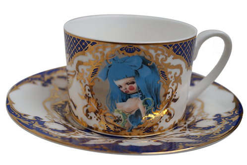 Chachkies Darlings | teacup and saucer