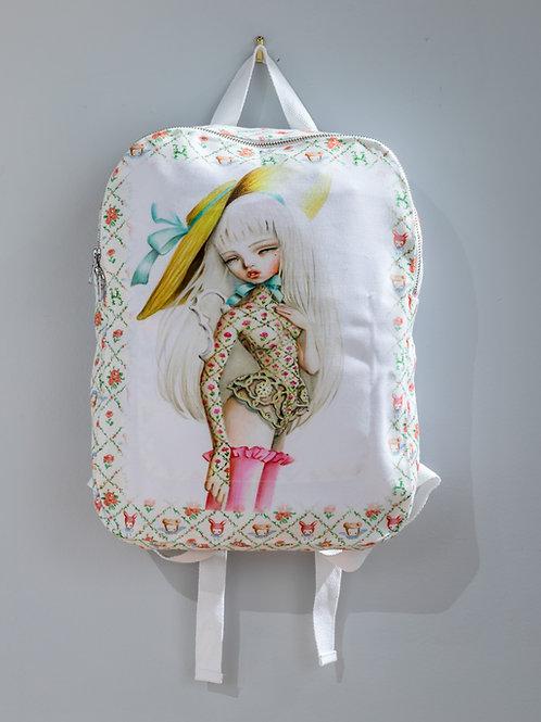Retro Romance backpack