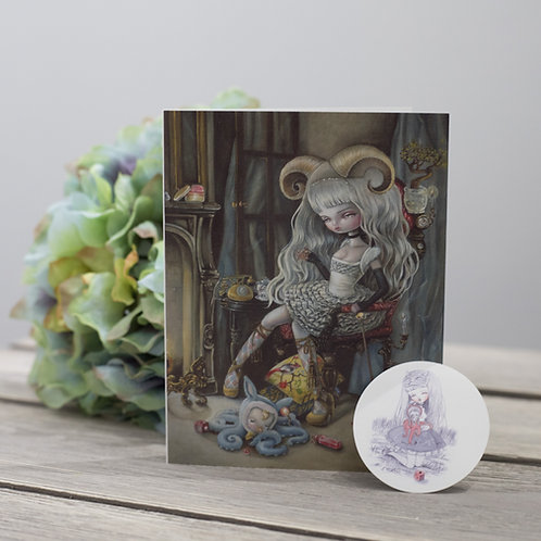Immortal Artifacts Greeting Card Set