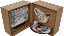 Chachkies Darlings-Cups & Saucer available finally