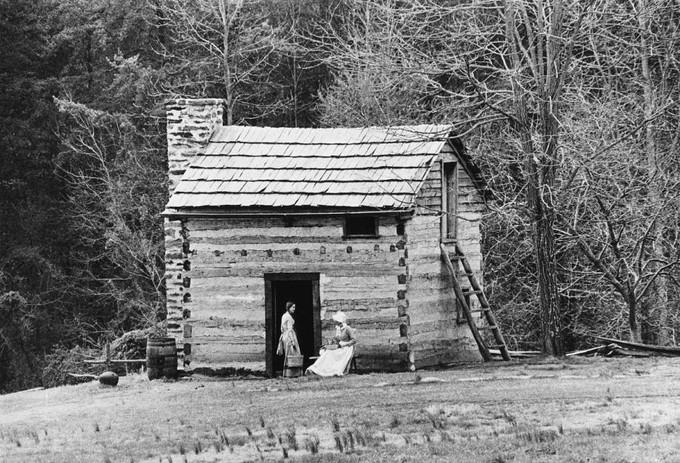 Booker t. Washington's West Virginia Home
