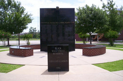 Greenwood Cultural Center - Black Wall Street Memorial