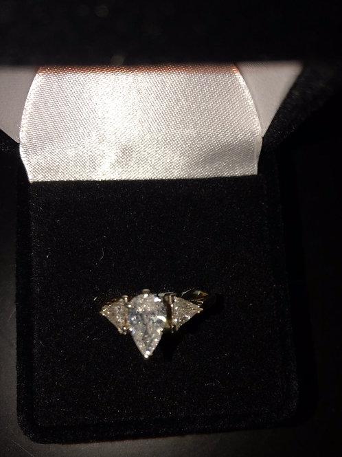 .75 Carat Diamond Ring