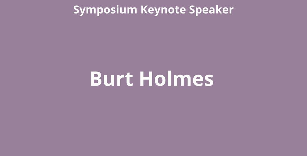 Burt Holmes