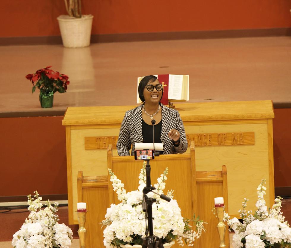 Rev. Marla Mayberry