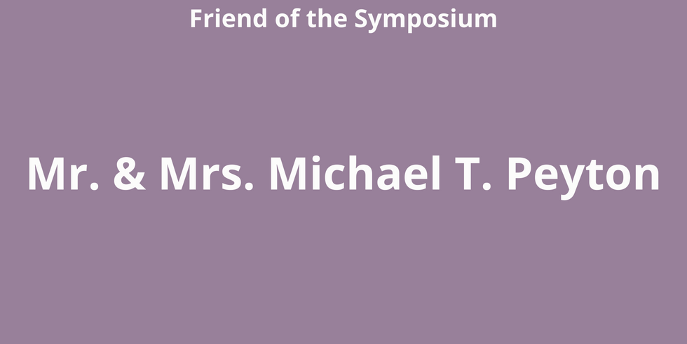 Mr. & Mrs. Michael T. Peyton