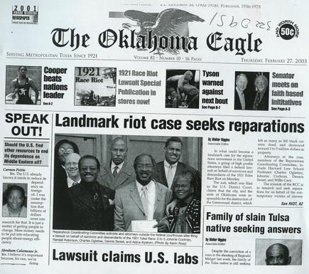 The Oklahoma Eagle