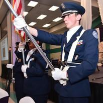Booker T. Washington Color Guard