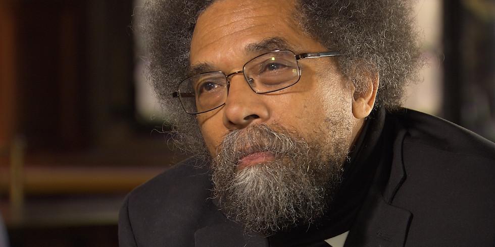 Thursday Evening Keynote - Dr. Cornel West