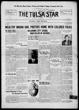 The Tulsa Star