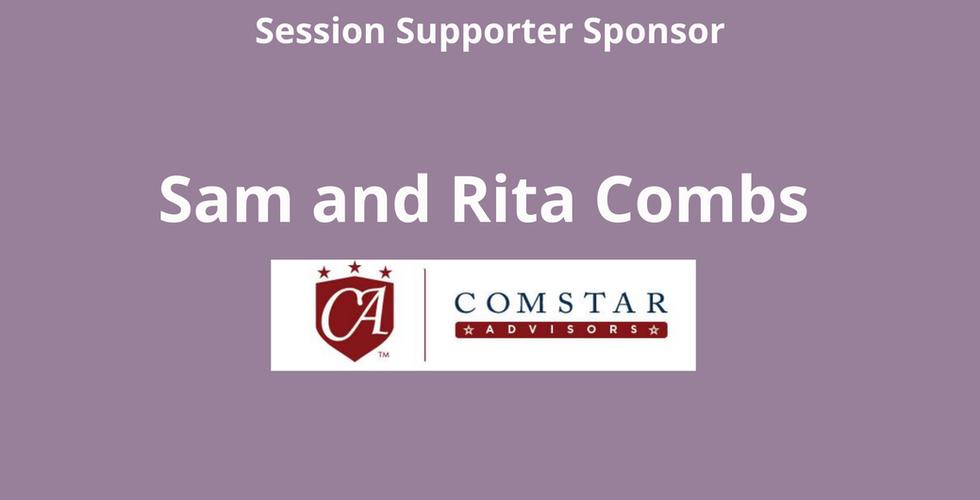 Sam and Rita Combs