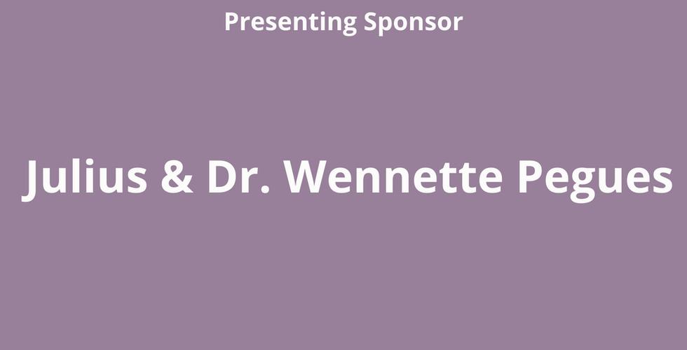 Julius & Dr. Wennette Pegues